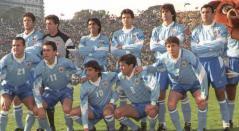 Selección de Uruguay 1995