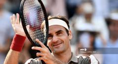 Roger Federer · Roland Garros 2019