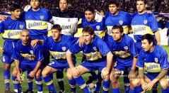 Boca Juniors campeón del mundo en el año 2000