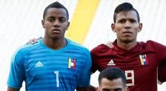 Salomón Rondón marco doblete contra Estados Unidos