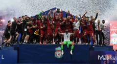 Liverpool campeón de Champions League