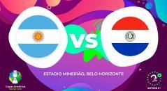 Argentina vs Paraguay - Copa América
