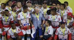 Junior de Barranquilla -  Campeón Liga Águila 2019-I