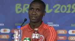 Cristian Zapata, defensa colombiano