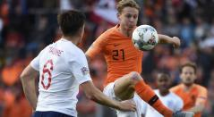Holanda vs Inglaterra - Nations League