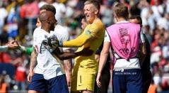 Selección inglesa en la Liga de las naciones