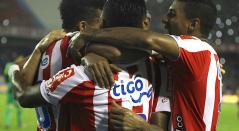 Junior de Barranquilla vs Deportivo Pasto - final Liga Águila