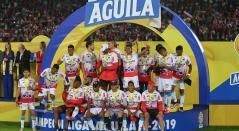 Junior de Barranquilla - campeón 2019-1