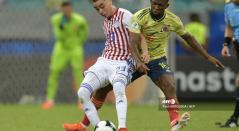 Miguel Almirón y Jefferson Lerma - Copa América 2019