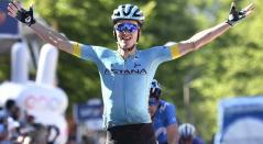 Pello Bilbaoganó la etapa 20 del Giro de Italia