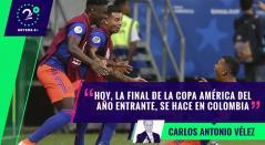Palabras Mayores 18 de junio - Selección Colombia