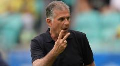 Carlos Queiroz, Colombia, Copa América