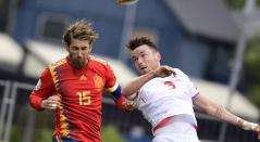 Islas Feroe vs España