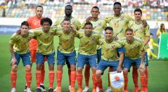 Selección Colombia- Queiroz