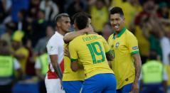Brasil Vs Peru - Final de la Copa América AFP