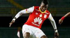 Johan Arango, Independiente Santa Fe