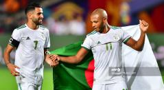 Argelia campeón de África 2019