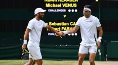 Cabal y Farah semifinales Wimbledon