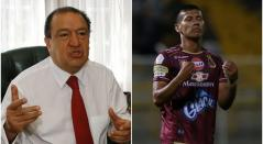 Gabriel Camargo y Rafael Carrascal