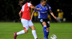 Santa Fe Vs. Millonarios - Liga Femenina