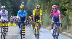 Cuatro colombianos en el Tour de Francia 2019