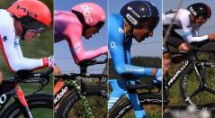 Tour de Francia 2019, colombianos