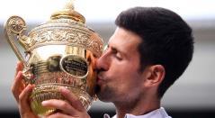 Novak Djokovic - Wimbledon
