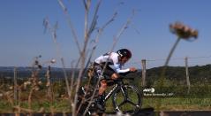 Egan Bernal, ciclista colombiano de Ineos