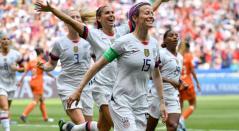 Estados Unidos, Mundial Femenino