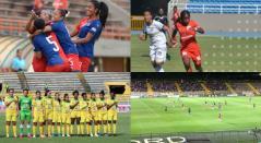 Fecha 2 - Liga Femenina
