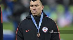 Gary Medel, defensor chileno