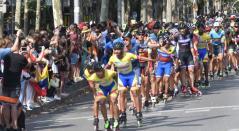 Colombia culminó su participación en los WRG con una medalla de plata