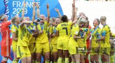 Suecia vs Inglaterra - mundial femenino 2019