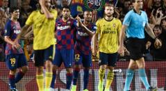 Barcelona Vs Arsenal, Joan Gamper