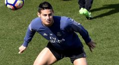James Rodríguez, Real Madrid