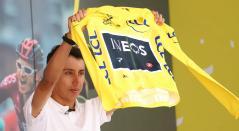 Tour de Francia - Egan Bernal, Recibimiento 2
