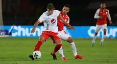 Santa Fe Vs América Liga Águila segundo semestre 2019