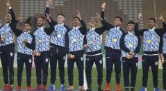 Argentina golea a Honduras por 4-1