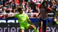 Atlético Madrid - Barcelona femenino