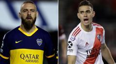 River Plate, Boca Juniors, Copa Libertadores