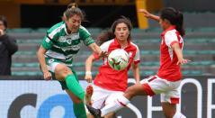 Santa Fe Vs. La Equidad - Liga Femenina
