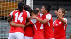 Santa Fe Vs, Fortaleza - Liga Femenina
