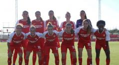 Isabella Echeverri- segundo partido Sevilla