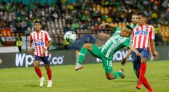 Nacional vs Junior - Liga Águila 2019-1