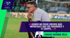 Juan Carlos Osorio - Palabras Mayores