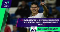 Palabras Mayores - James Rodríguez