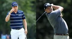 Justin Thomas y Jason Kokrak lideran el BMW Championship de golf