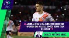 Palabras Mayores - Rafael Santos Borré