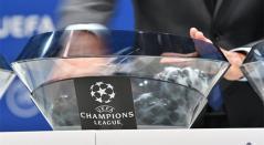 Champions League - sorteo 2019/2020