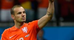 Wesley Sneijder, jugador holandés